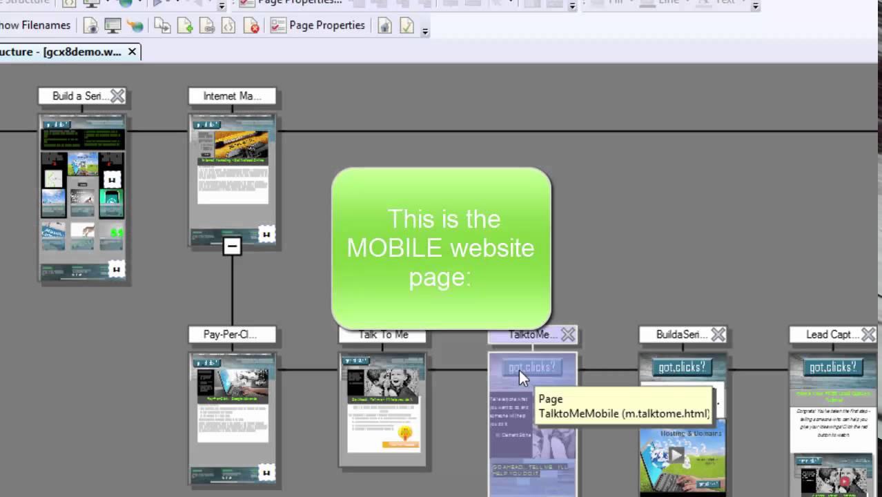 Serif WebPlus X8 Lesson7 Mobile Responsive Web Pages