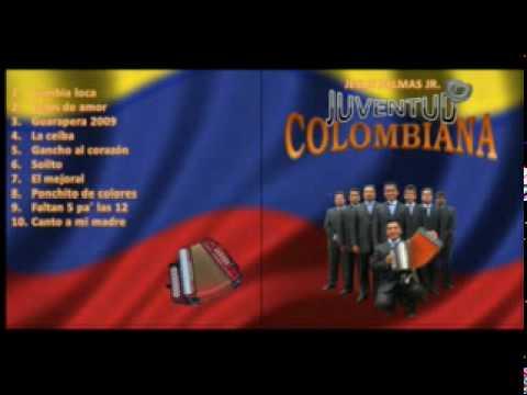 cumbia de las iglesias 2012 JESUS PALMAS JR Y SU JUVENTUD COLOMBIANA