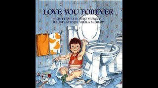 Review Children's Book Love You Forever