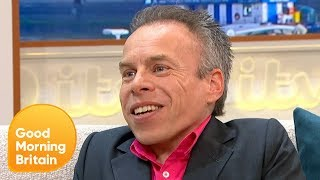 Warwick Davis' Son Once Held Up Filming on Harry Potter Because He Was Hungry | Good Morning Britain