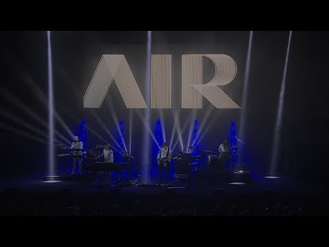 AIR Boiler Room Recorded at Sydney Opera House Live Set