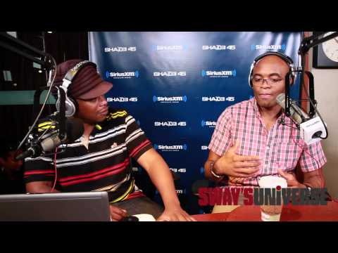 Baixar UFC legend Anderson Silva has a message for Boxing champ Floyd Mayweather on Sway in the Morning