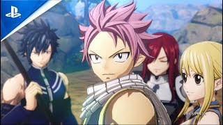 Fairy tail :  bande-annonce VOST