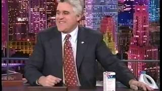 Jay Leno Truth in Labeling 3/2005