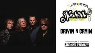 Drivin N Cryin - live concert at Nashville Sunday Night