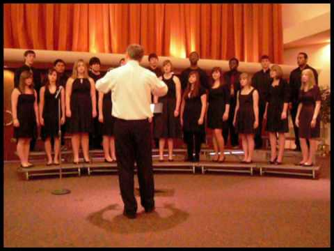 BHS Jazz Choir - Carol of the Bells