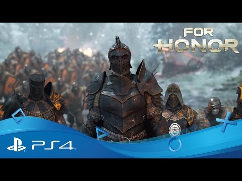 For Honor | Сюжетный видеоролик | PS4