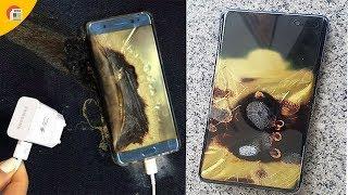 Samsung phản hồi về  việc Galaxy S10 5G tự động bốc cháy