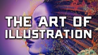 The      Art of Illustration | Off Book | PBS Digital Studios