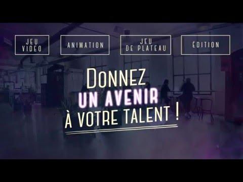 Ankama - Talents, métiers et créativité - YouTube