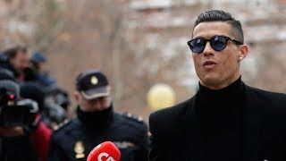 Ronaldo pleads guilty to tax fraud