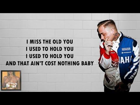 Blackbear - i miss the old u (Lyrics)