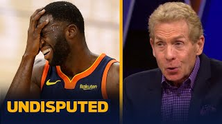 Skip & Shannon react to Draymond Green saying he's the best defender to ever play | NBA | UNDISPUTED