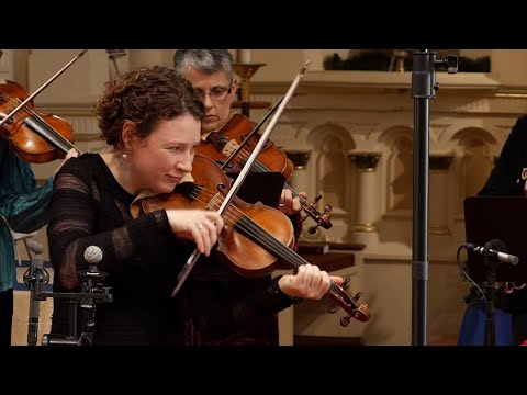 Vivaldi Four Seasons: Winter, complete; Cynthia Freivogel, Voices of Music RV 297 (L'Inverno) 4K