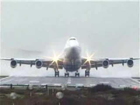 Plane Take Off Youtube