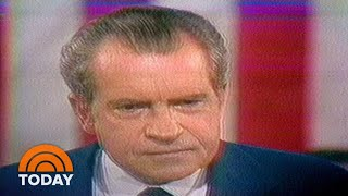 Inside The Controversial Richard Nixon Presidency 50 Years After Election | TODAY