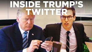 Behind The Scenes of Donald Trump's Twitter