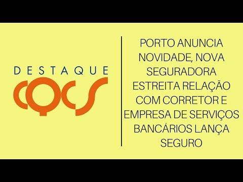 Imagem post: Porto anuncia novidade, nova seguradora estreita relação com corretor e empresa de serviços bancários lança seguro