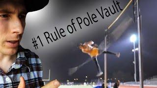 Number One Rule in Pole Vault   Team hoot