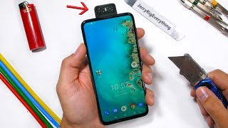 Is the CRAZY Flip Camera Fragile? - Zenfone 6 Durability Test!