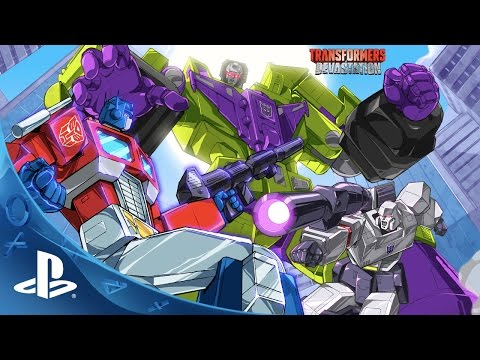 TRANSFORMERS™: Devastation Video Screenshot 4