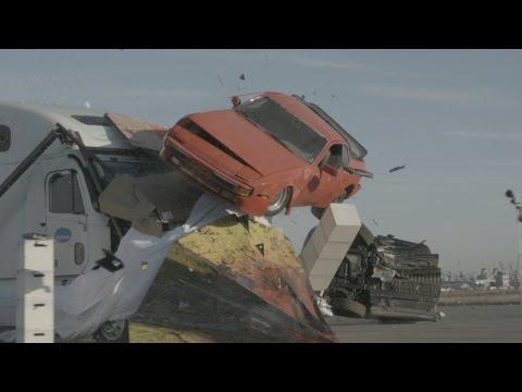 Камионот на Митбастерс кој го означи крајот на еден прекрасен серијал