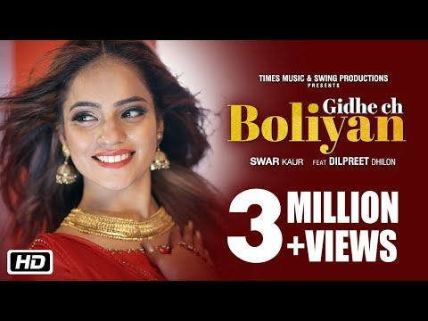 Gidhe Ch Boliyan - Official Video - Swar Kaur feat. Dilpreet Dhillon - Desi Crew