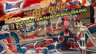 VOTEXITY Thần Xe Đại Chiến - Đường Đua Cực Đỉnh Tại Aeon Mall Tân Phú  #BobiKidsChannel