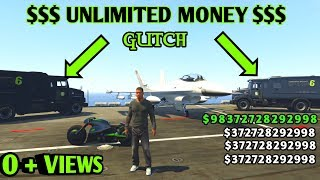 Gta 5 Unlimited *Solo* money Glitch ( MILLIONS INN ) Latest