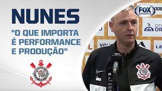 NÃO DEU PARA O TIMÃO! Tiago Nunes fala após a derrota do Corinthians na Florida Cup
