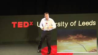 The Robotic Exploration of Confined Spaces | Robert Richardson | TEDxUniversityofLeeds