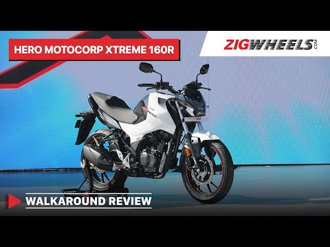 Hero Xtreme 160R 2020 Launch Soon! | Walkaround Review | Price, Features, Specs & More