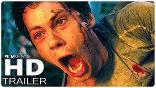 MAZE RUNNER 3: Final Trailer (2018)