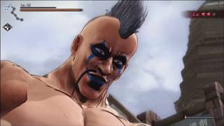 fist of the north star lost paradise ps4 demo (story mode)