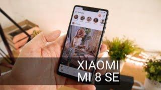 Video Xiaomi Mi 8 SE 128 GB Negro ZQVHjAXFPY0