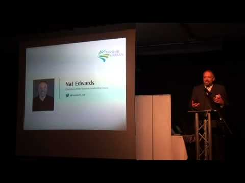 Ayrshire & Arran Tourism Gathering 2015 Part 1 - Nat Edwards, Tourism Leadership Group
