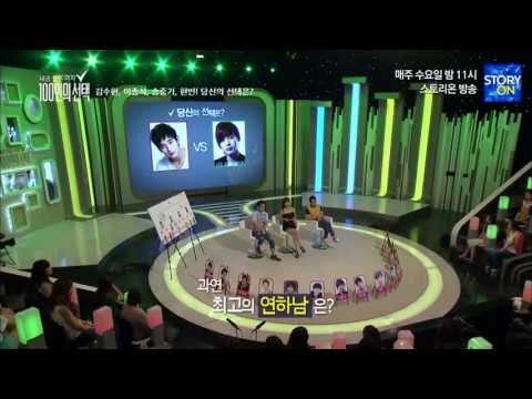 Kim Soo Hyun Vs. Lee Jong Suk