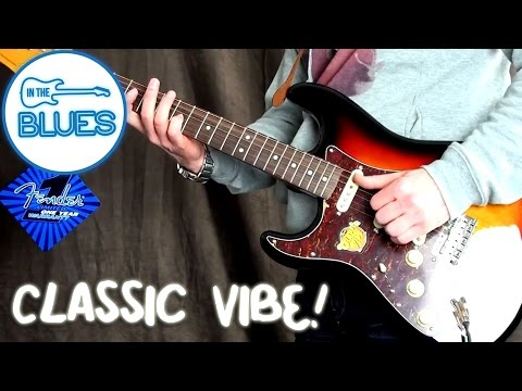 """Squier """"Classic Vibe"""" 60s Stratocaster"""