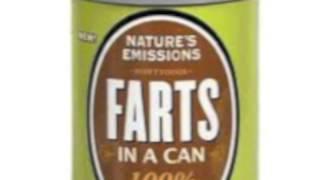 Everybody farts sometimes