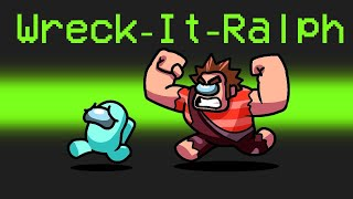 WRECK-IT RALPH Imposter in Among Us