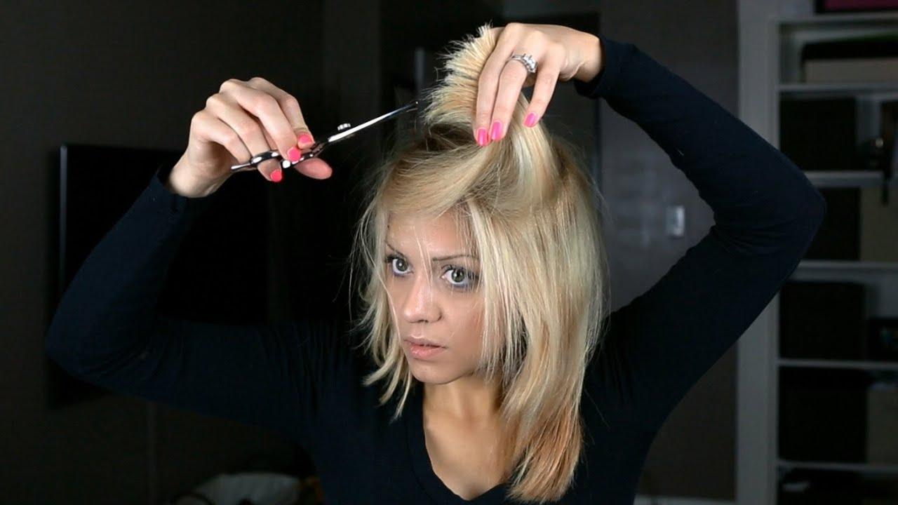 DIY: At Home Soft Long Layer Haircut