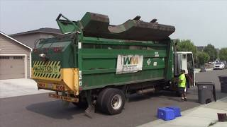 The rarest, coolest, baddest and best Garbage Trucks of WM!  1K Sub Special!