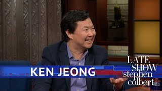 Ken Jeong Isn't Going To Dance