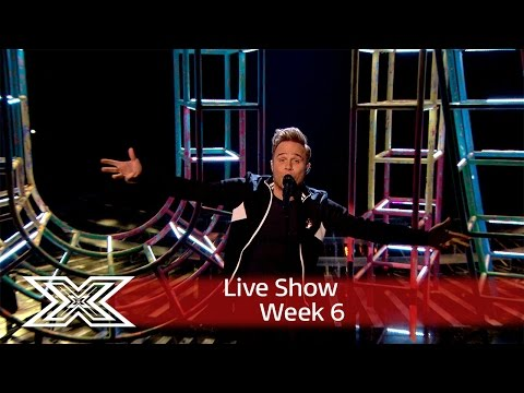 Olly Murs performs his new single, Grow Up! | Results Show | The X Factor UK 2016