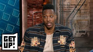 Dwight Howard: LeBron James has been playing like the best in the world | Get Up! | ESPN