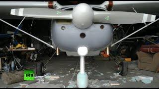 Небо не предел: россиянин путешествует на самодельном самолете