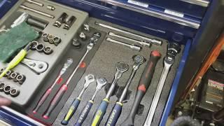 Tool Box Organization Kaizen Style!
