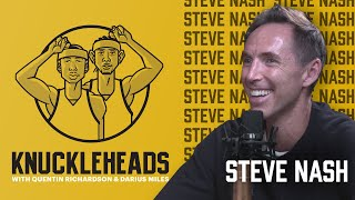 Lil Steve Nash From Canada Talks With Q & D | Knuckleheads S2: E9 | The Players' Tribune