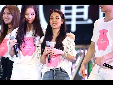 150321 SMT in taiwan ending 빛(hope) - BoA(보아) focus