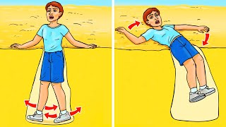 How to Survive Falling Into Quicksand